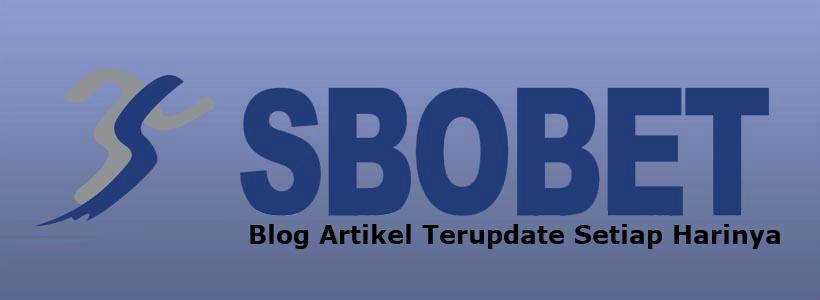 Artikel blog judi online sbobet paling update