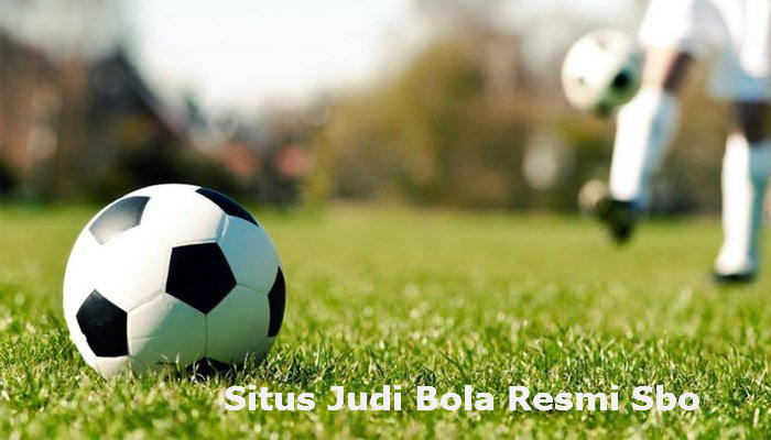 Judi Bola Online Sbobet Resmi dan Terbaik di Indonesia